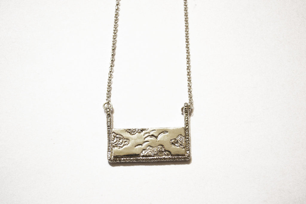 Air Necklace by Stefanie Sheehan