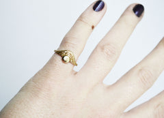Gold Day Ring