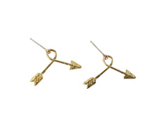 Lost & Found Arrow Earrings
