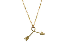 Lost & Found Arrow Necklace