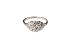 Silver Water Ring