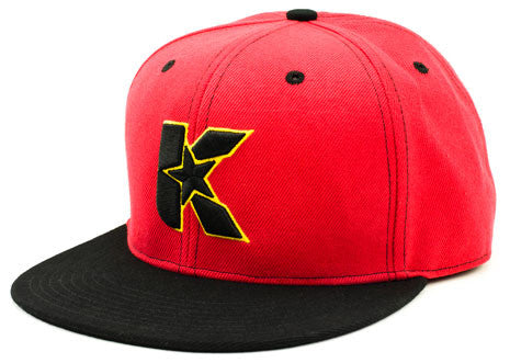 Kink Heritage Fitted Hat