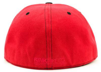 Kink Heritage Fitted Hat - POWERS BMX