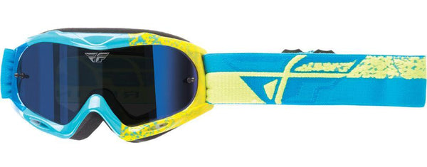 Fly Racing c2018 Composite Zone Goggles - POWERS BMX