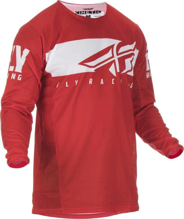 Fly Racing 2019 Kinetic Shield Jersey - POWERS BMX