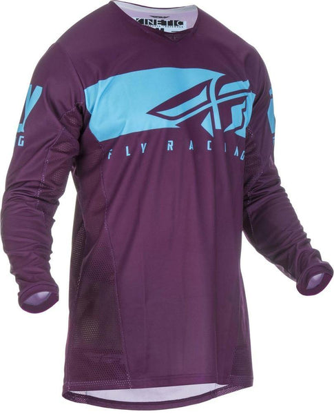 Fly Racing Kinetic Shield bmx jersey 2019
