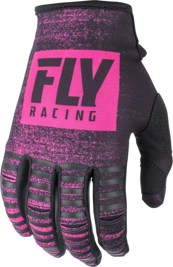Fly Racing 2019 Kinetic Noiz Gloves - POWERS BMX