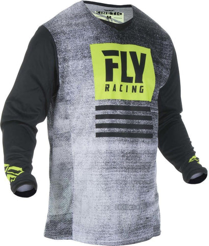 Fly Racing Kinetic Noiz bmx jersey 2019