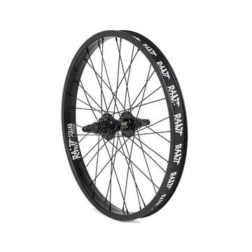 Rant Party On V2 rear bmx wheel