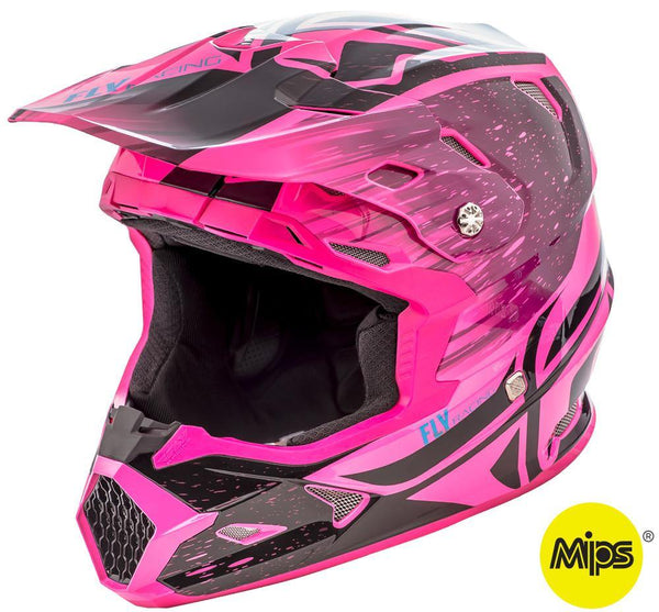 Fly Racing Toxin Resin bmx helmet
