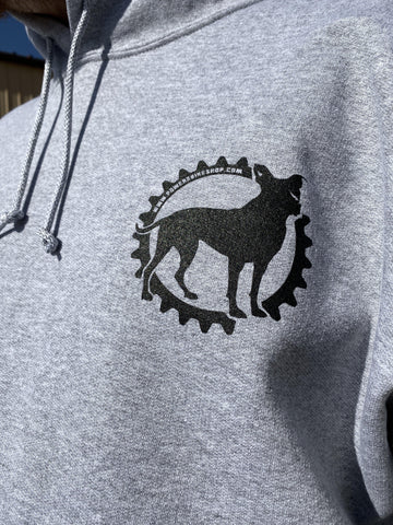 Powers bike shop Dawg Hoodie