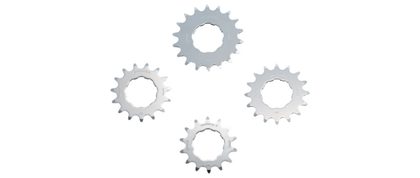 Shimano CS-MX66 Single Cassette BMX Sprocket - POWERS BMX