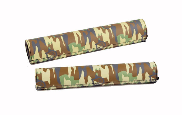 S&M CAMO SHIELD WRAP PADSET - POWERS BMX