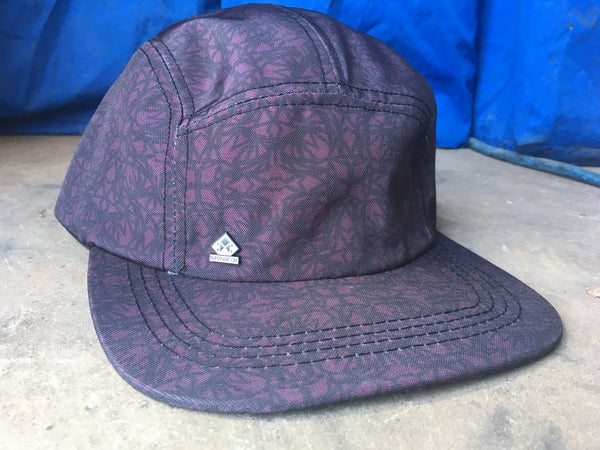 Moniker 5 Panel hat - POWERS BMX