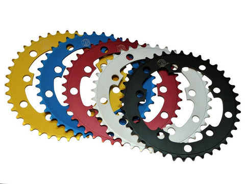MCS Bicycles 5 bolt bmx chainring