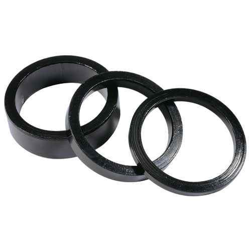 Alloy headset spacers