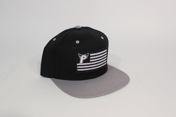 Profile Racing Nation Patch hat - POWERS BMX