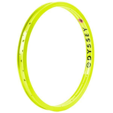 Odyssey Hazard Lite Limited color rims 36h