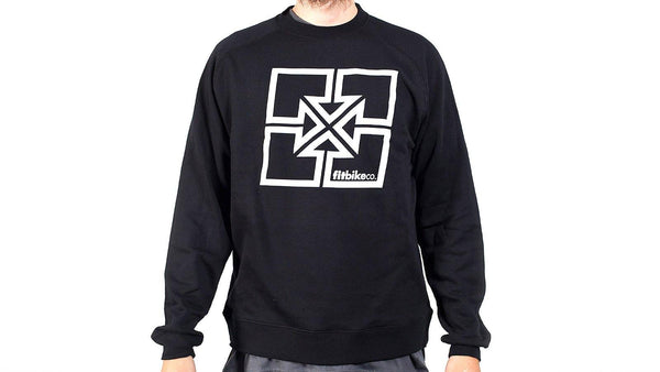 Fit Old Key Sweatshirt - POWERS BMX