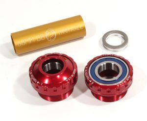 Profile Racing Outboard bottom bracket - POWERS BMX