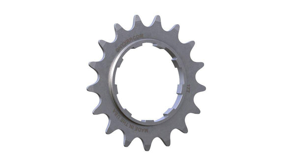 Onyx Stainless Steel ultra SS hub Cog