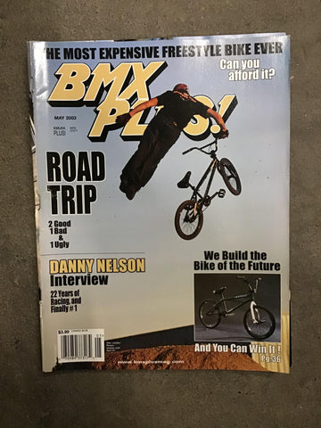 BMX plus magazine back issues 2003
