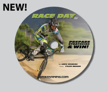 Bmx Training Race Day DVD