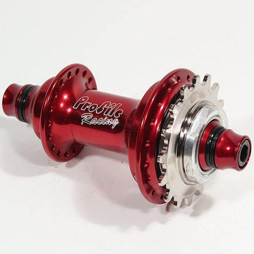 Profile Elite Cassette Hub Female Axle 28h