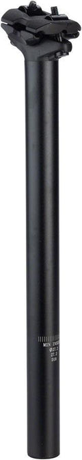 Dimension Tow-Bolt Seatpost 27.2 Black