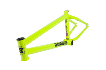 Sunday Street sweeper bmx frame