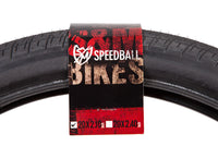 S&M Bikes Speedball Tires - POWERS BMX