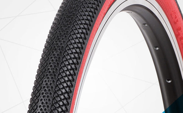 Vee Speedster Folding Tire - POWERS BMX