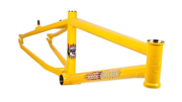 S&M Steel Panther BMX Frame