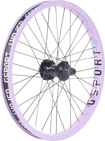 G Sport Elite free coaster bmx wheel