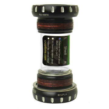 Crupi Precise sealed external 24mm bottom bracket