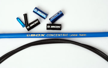 Box one alloy linear Brake Cable Kit