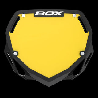Box Phase One Gold Cup Plate Decal - POWERS BMX