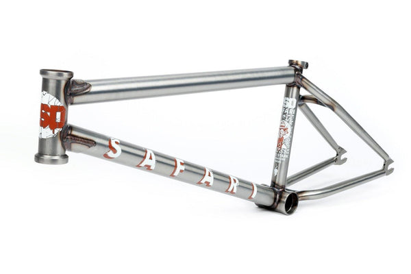 BSD Safari Frame - POWERS BMX
