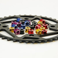 Tangent Alloy Chainring Bolts - POWERS BMX
