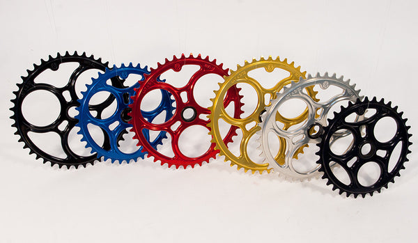 Profile Elite Race Spline drive bmx sprocket