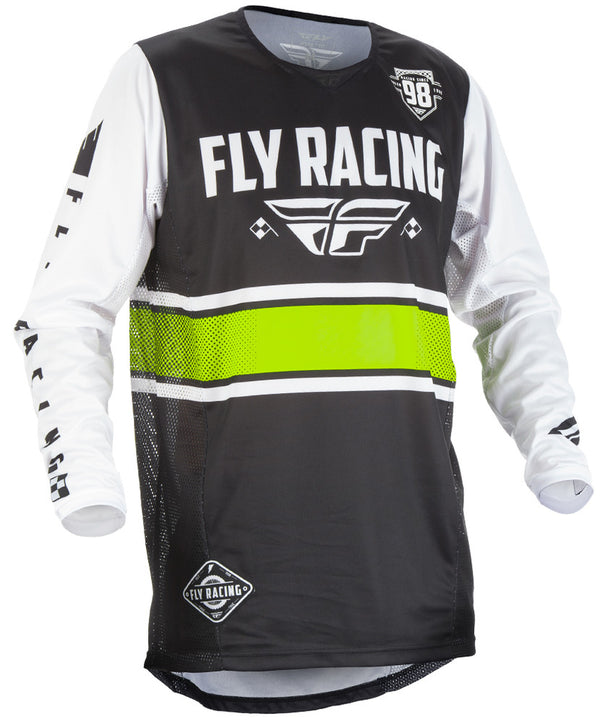 Fly Racing 2018 Kinetic Jersey - POWERS BMX