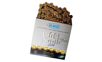 KMC 9sl bmx super lite race chain