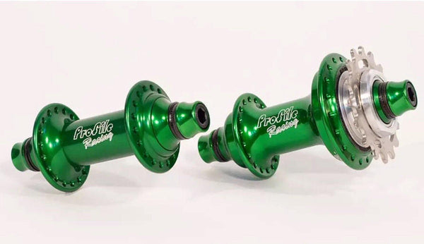 Profile Elite Hubset 36h - POWERS BMX