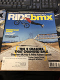 Ride BMX Magazine back issues 2009