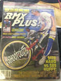 BMX Plus Magazine back issues 1989