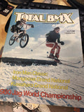 Total bmx old school magazine
