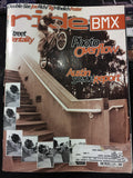Ride BMX Magazine back issues 2000