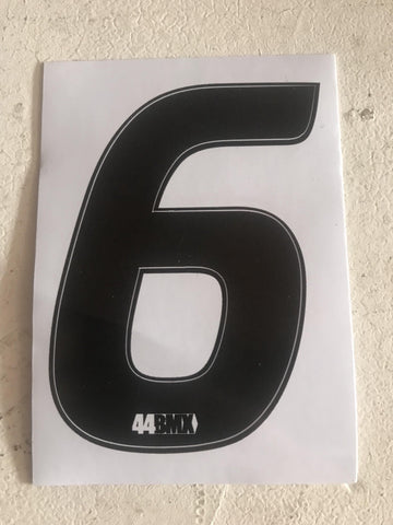 44Bmx Number plate Numbers