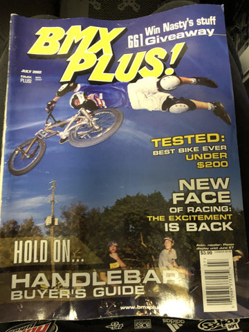 bmx plus magazine back issues 2002