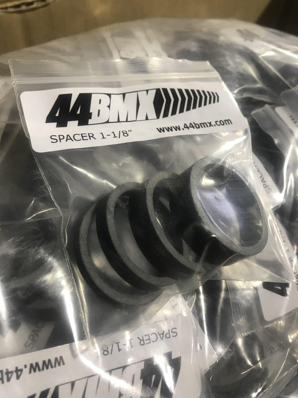 44BMX Carbon Headset Spacer - POWERS BMX